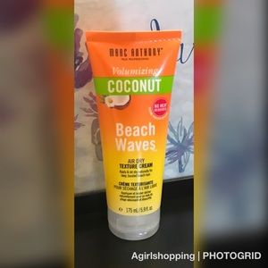 Marc Anthony Coconut Beach Waves Texture Cream